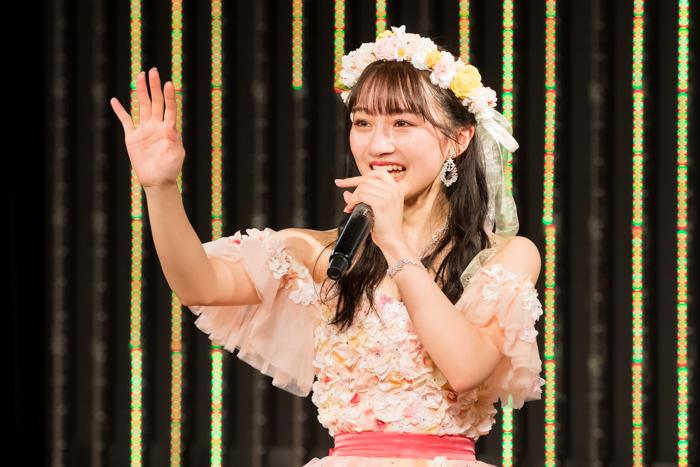 NMB48 山本彩加「皆さんが幸せになってくれることが一番嬉しいです」卒業コンサートで託したメッセージ