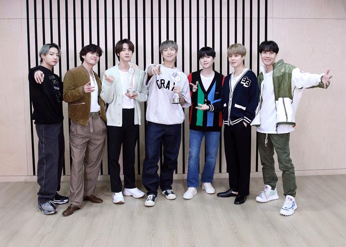 BTS、国際レコード産業協会(IFPI)「グローバルアーティスト」·「グローバルアルバムオールフォーマット」·「グローバルアルバムセールス」を席巻!