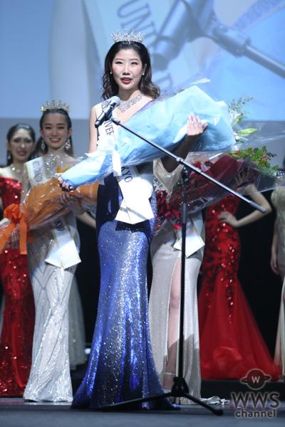 【写真特集】岡林美空さん、西森由美子さん箱崎唯華さんら3名がグランプリ!<ベストオブミス2021東京大会>