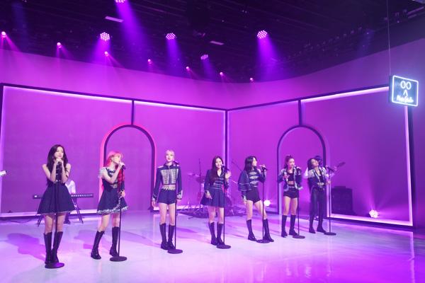 【写真特集】OH MY GIRL『KCON:TACT 3』でガールクラッシュな魅力アピール!