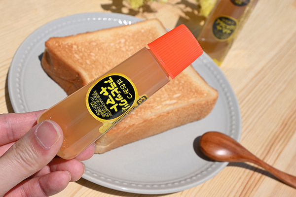 SNSで話題!まるで液状のり「アラビックヤマト」なハチミツをヴィレヴァン通販で取り扱い開始!