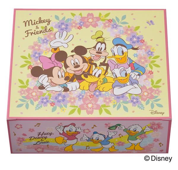 ≪銀座コージーコーナー≫3月19日より、「ミッキー&フレンズ」をデザインした期間限定スイーツが登場!
