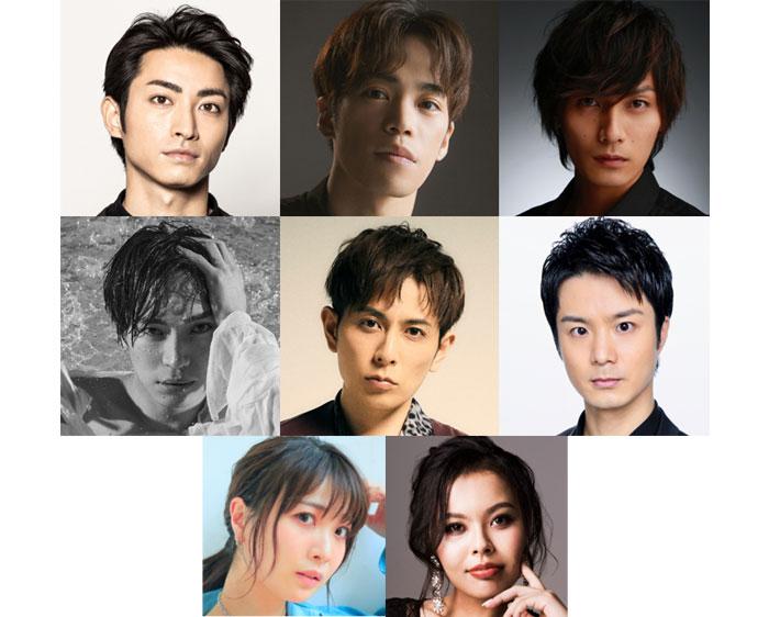 木村達成、小野賢章、松下優也、May'nら豪華キャストで衝撃のミステリーミュージカル『ジャック・ザ・リッパー』