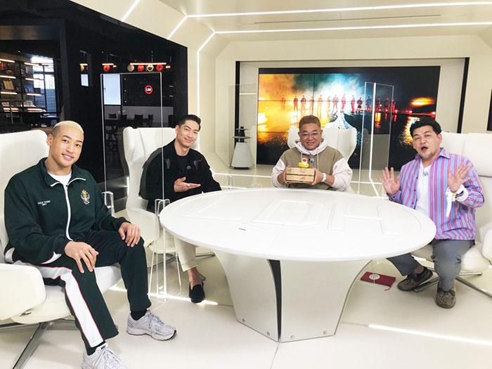 EXILE AKIRA、NHK総合「サンドのお風呂いただきます」に登場! EXILE HIROとの感動秘話が話題に!!