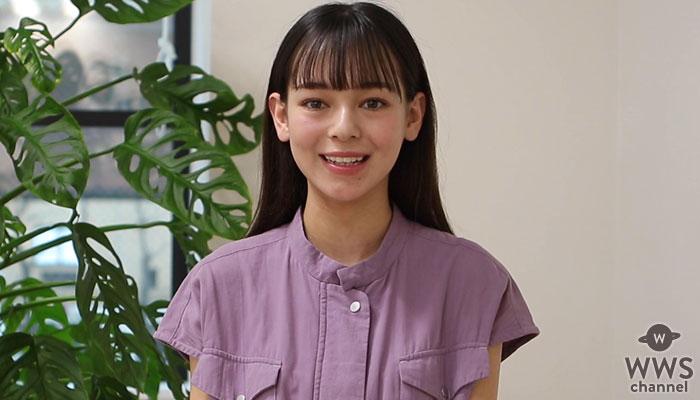 【動画】世良マリカ、この春慶応大学進学で挑戦したいこと、憧れのタレントを語る!