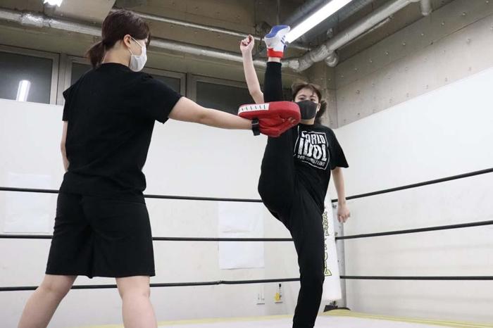 SKE48 荒井優希、プロレスデビュー戦へ向けて調整順調「気持ちで思いっきりぶつかりたい」