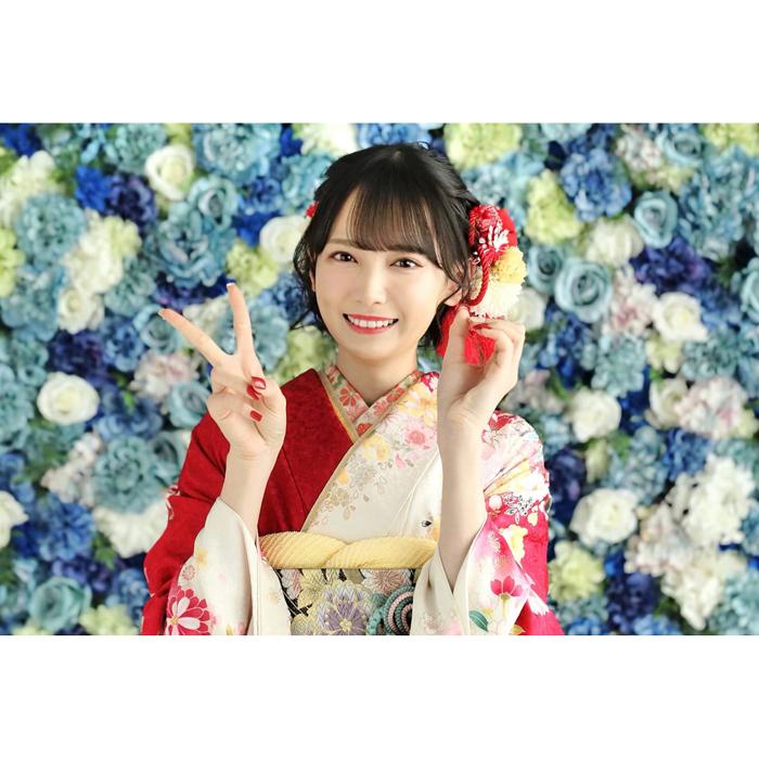 ノイミー 鈴木瞳美が着物姿でハタチを報告!「世界で1番綺麗だよ」