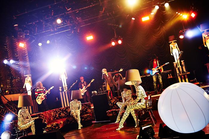【ライブレポート】GLAY、HISASHIプロデュースによる配信ライブ第二弾を開催!