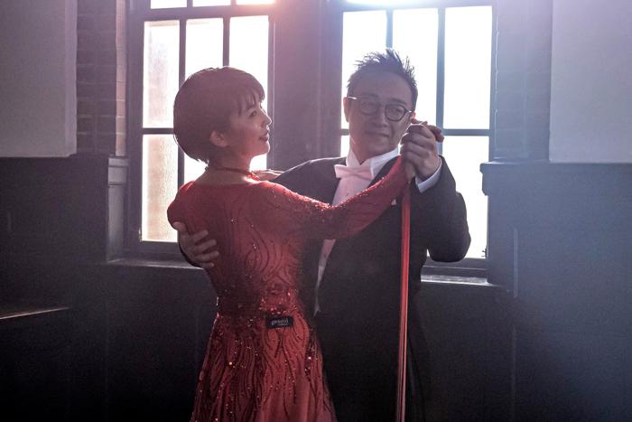 東京03 角田晃広、松たか子とのダンスシーンにドキドキ「とにかく松さんが魅力的なんです」!
