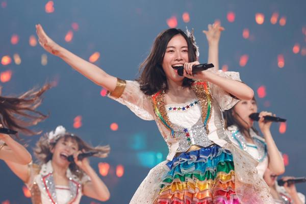 【ライブレポート】SKE48 松井珠理奈、13年間のアイドル活動完全燃焼!心の荷を解き最後は笑顔で