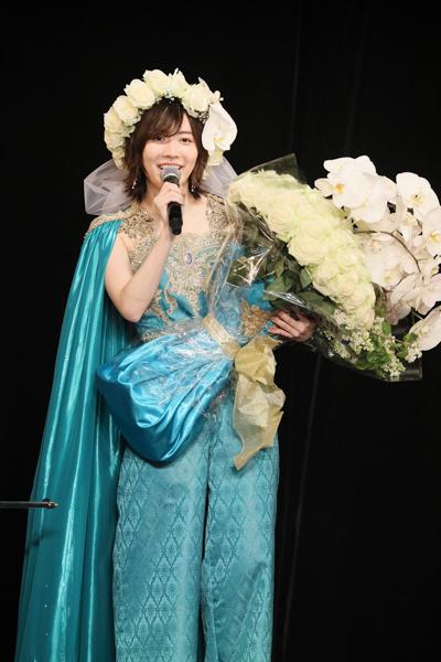 SKE48 松井珠理奈が劇場最終公演「ファンの方が支えてくれたからここまでこれた」