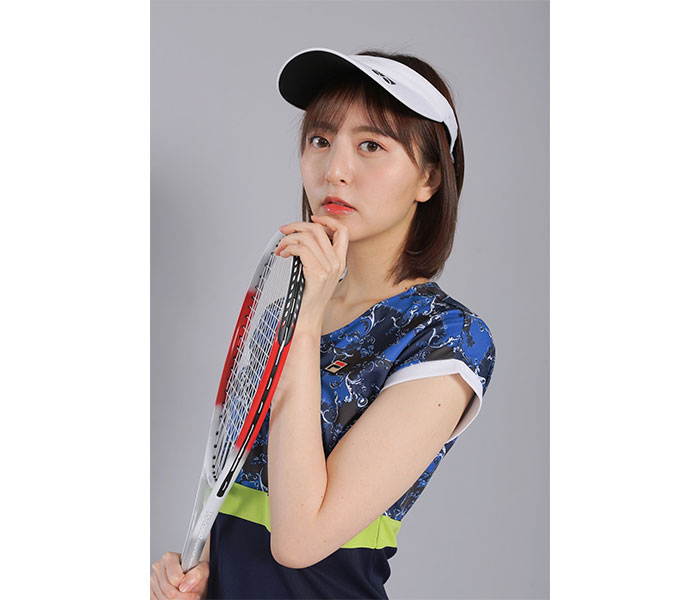HKT48 森保まどか、テニスウェア姿のオフショット公開!卒コンのライブ配信も決定