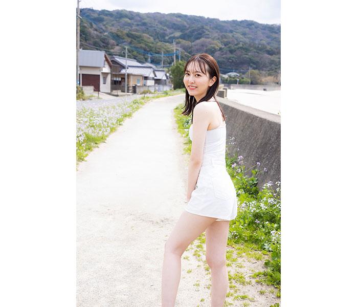 HKT48 森保まどか、卒業フォトブックから未公開カット大公開!
