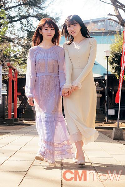森七菜がモード系ファッションで「CMNOW」表紙初登場