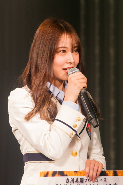 白間美瑠のラストシングルに石塚朱莉が初選抜!NMB48 25thシングル発売決定!