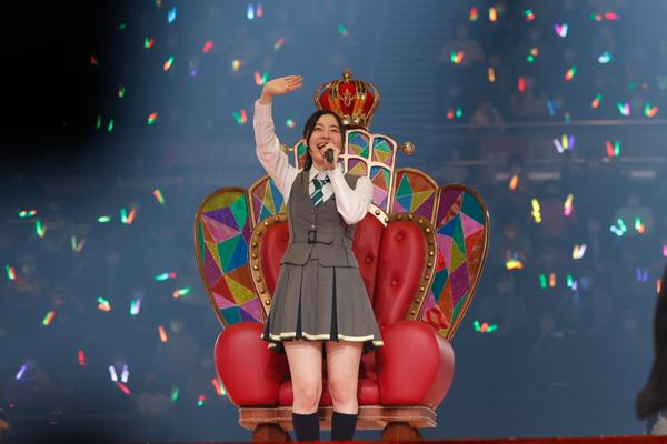 SKE48 松井珠理奈の卒コンにプロレス団体「NOAH」丸藤正道選手らがゲスト出演