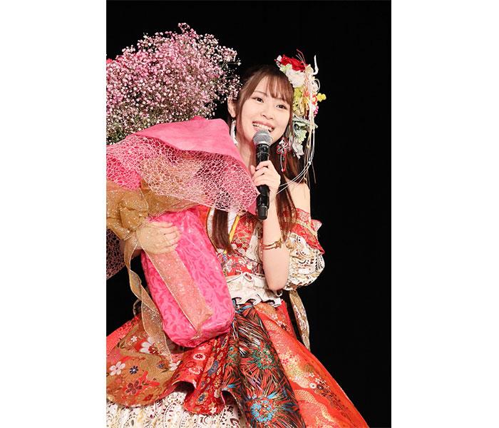 SKE48 高柳明音、12年のアイドル人生が完結「大好きなアイドルになってSKE48に入って幸せだった」