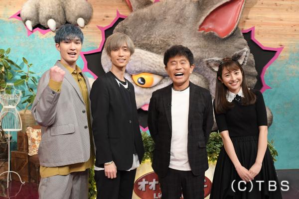 北川景子、川口春奈ら豪華ゲストも出演!「オオカミ少年」初回SPでジェシー&田中樹は体当たりロケも!
