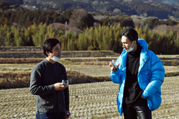 EXILE 橘ケンチが2021年度のコラボ日本酒造りを発表!福岡・奈良の酒造と取組