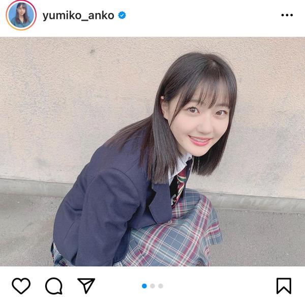 STU48 瀧野由美子の制服姿が反則級にカワイイ!「現役かと思った」