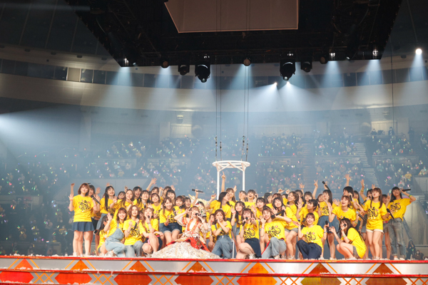 【ライブレポート】SKE48 高柳明音が届けるアイドル最後のステージ「幸せだったんです、本当に」