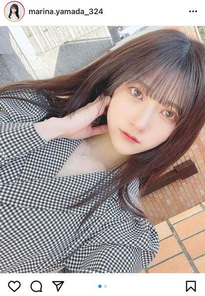 山田麻莉奈、お気に入りのワンピースコーデが大人カワイイ!