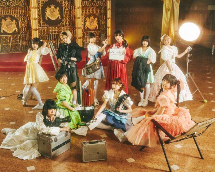 でんぱ組.inc、タワーレコード「NO MUSIC, NO IDOL?」とコラボしたポスター&CDジャケット公開