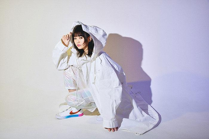 三阪咲、5月1日(土)新曲『新しい一歩を踏み出す君へ』 デジタルリリース決定!!