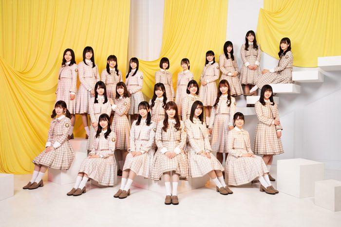 日向坂46メンバーが全員で「トゥース」ポーズをした集合写真が公開!<日向坂で会いましょう>