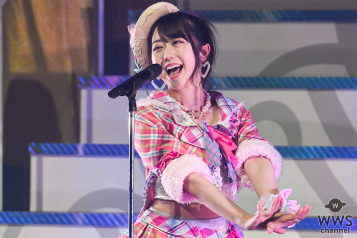 AKB48 峯岸みなみ、「心は通じあってる」1年越しの卒コン開催に感謝