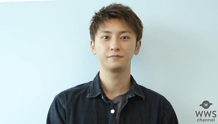 【動画】與真司郎(AAA)がSHINJIROchannelの魅力を語る!