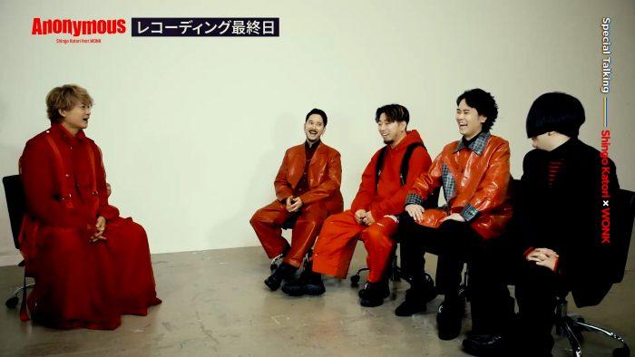 香取慎吾、レコーディング最終日にハプニング!?「Anonymous (feat.WONK)」コメンタリー動画のティザー映像が公開に