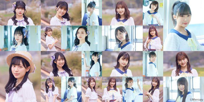 HKT48、14thシングル『君とどこかへ行きたい』 ティザー映像第2弾が公開!