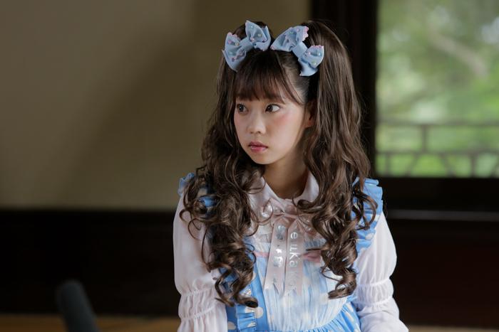 青山ひかる、コスプレして出演する映画『グレーゾーン』の役柄を語る!