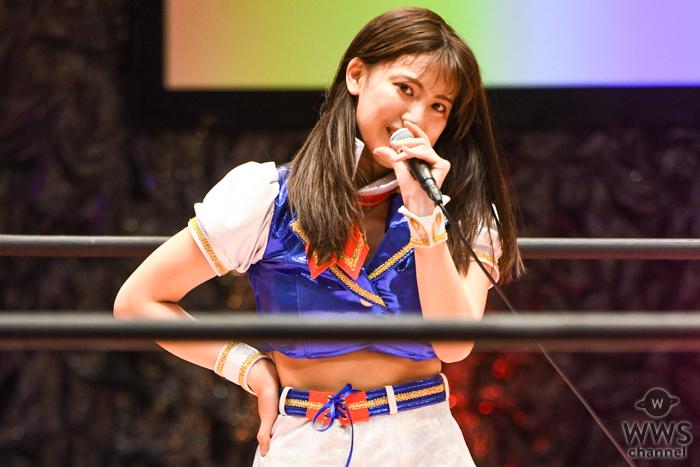 "SKE48 荒井優希が遂にプロレスデビュー!必殺技の""かかと落とし""も炸裂"