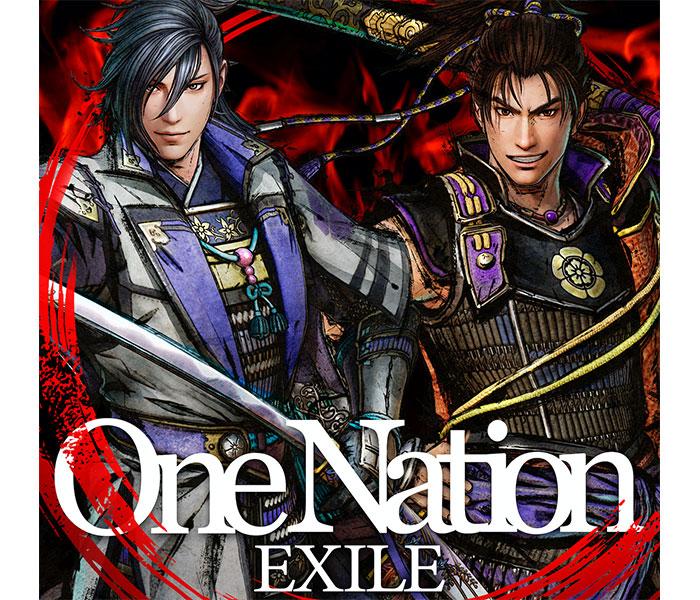 EXILE、ゲーム「戦国無双5」テーマソング『One Nation』の配信がスタート!
