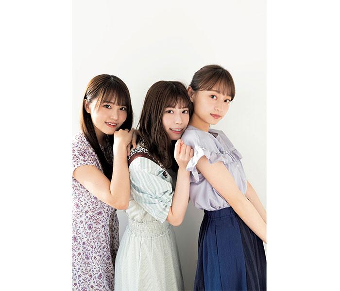 日向坂46 影山優佳、東村芽依、高瀬愛奈の一期生3人が5年間のあゆみを語る