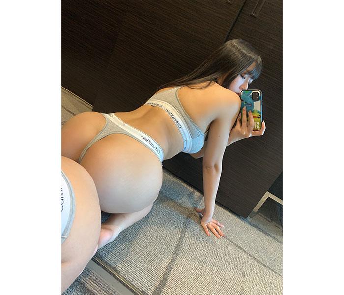 橋本ひかり、全身で魅せる絶妙ボディが最高すぎる!