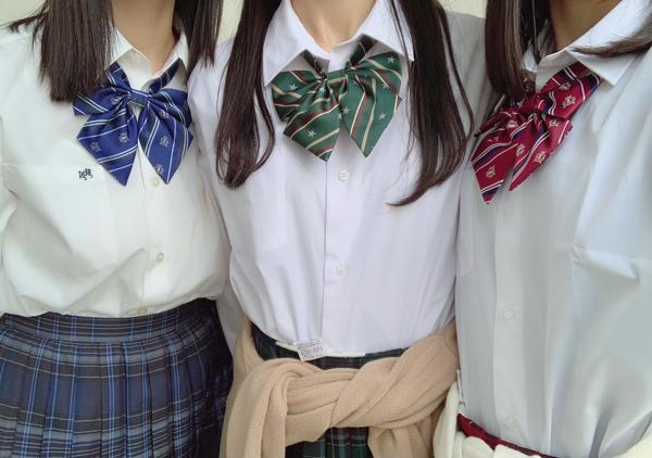 STU48 石田みなみ、瀧野由美子、福田朱里の制服コーデに歓喜の声ぞくぞく!「リアルを超えたJKが此処に」