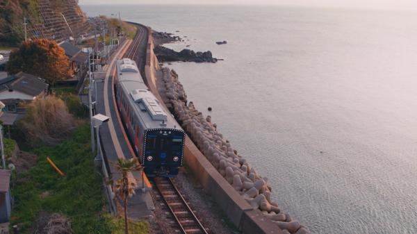 HKT48、新曲『君とどこかへ行きたい』MV公開!JR九州全面協力で「A列車で行こう」を撮影用に特別運行も!!