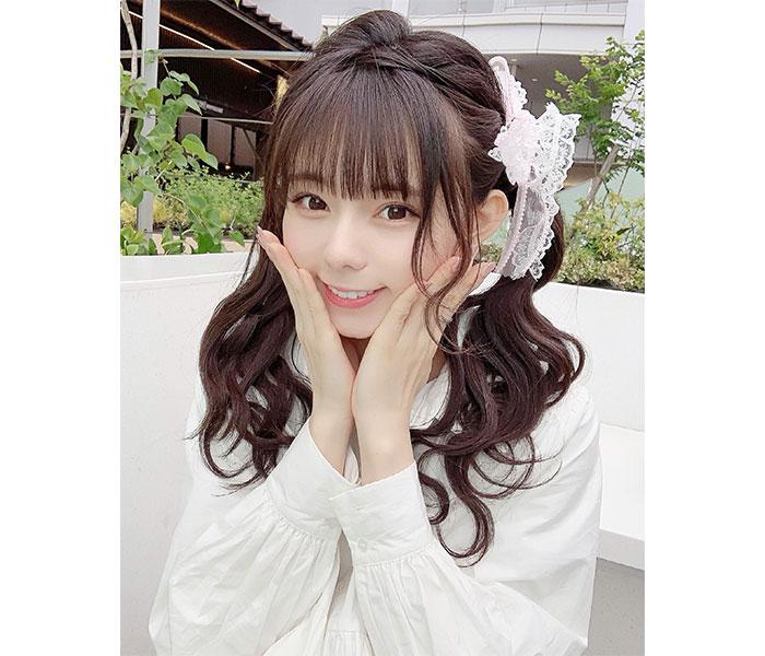 ラストアイドル 大森莉緒、国宝級の可愛さ放つツインテールにキュン!