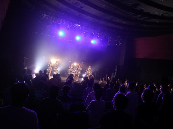 大人アイドル・predia、6人体制のライブで魅せる情熱のステージ