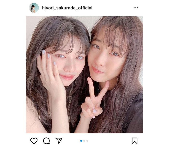 """桜田ひより、大友花恋との仲良し""""ひよかれ""""2ショットに反響!"""