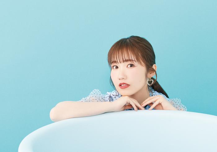 内田彩、5thシングル『Pale Blue』発売記念特番の配信が決定