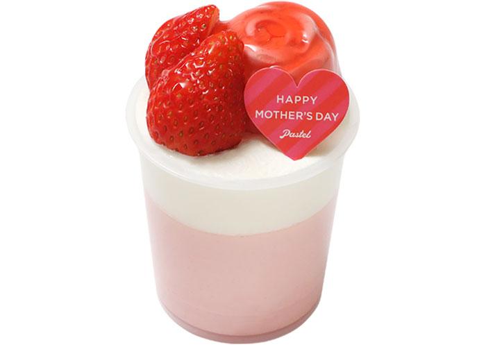 """【母の日限定!】""""なめらかプリン""""でおなじみのスイーツブランド「Pastel(パステル)より、母の日に向けた期間限定スイーツ"""