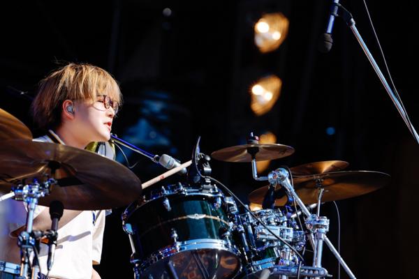 【ライブレポート】ポルカドットスティングレイが1年半振りの生ライブで、ドキドキの新曲初披露。<JAPAN JAM 2021>