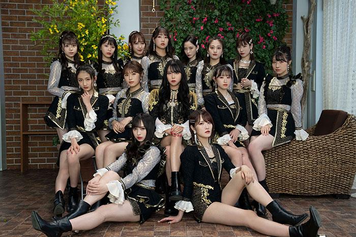 NMB48、25thシングル「シダレヤナギ」Billboard JAPAN週間シングル・セールス・チャートで首位を獲得!