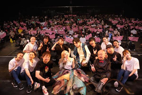 GARNiDELiA・MARiA、デビュー後初のソロライブで草野華余子、TAKUYA、本間昭光、清水信之など豪華クリエイター陣を迎えた一夜限りの豪華な共演!