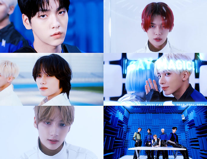 TOMORROW X TOGETHER、初の英語曲トレンディーディスコポップ「Magic」MV公開!