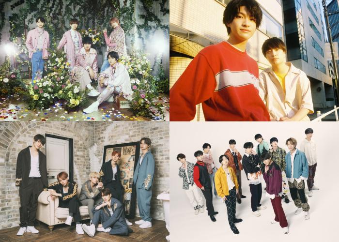 M!LK、ONE N' ONLYらが出演!EBiDAN4グループの最新ライブをひかりTV/dTVチャンネルで独占配信!
